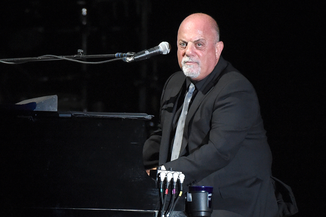 MANCHESTER, TN - JUNE 14:  Musician Billy Joel performs onstage at What Stage during Day 4 of the 2015 Bonnaroo Music And Arts Festival on June 14, 2015 in Manchester, Tennessee.  (Photo by Jason Merritt/Getty Images)