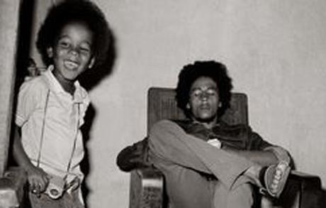 Bob y Ziggy Marley