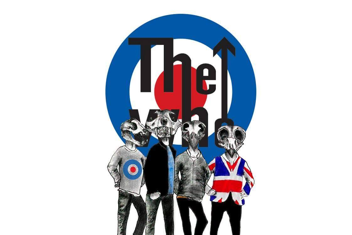 The Who ilustracion