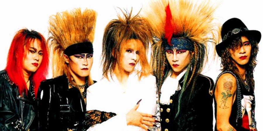 X JAPAN en sus origenes