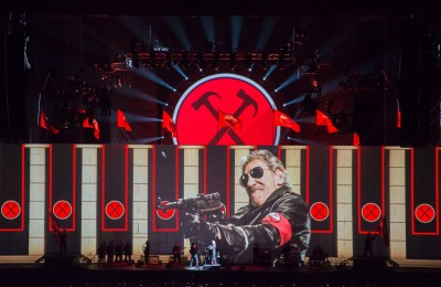 ROGER WATERS FORO SOL