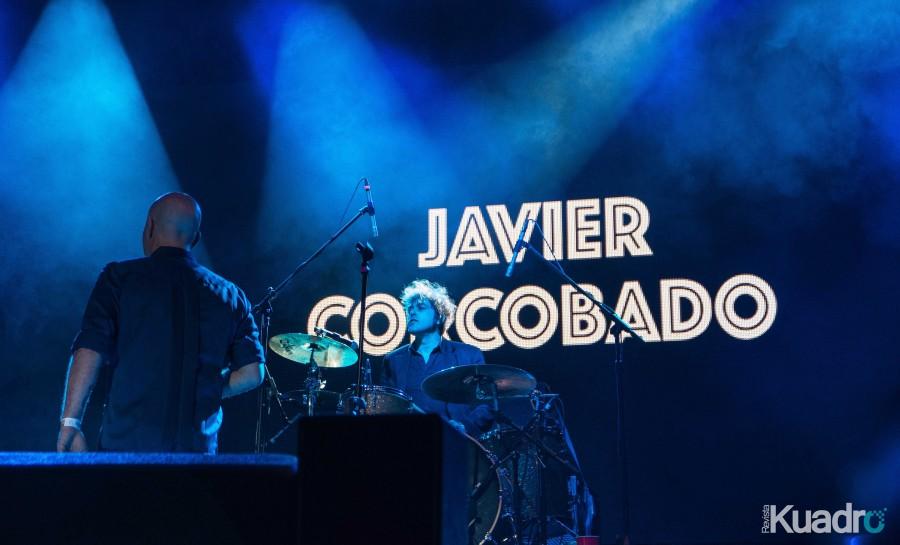 Javier Corcobado (por Emilio Sandoval)