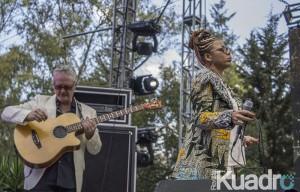Mina Agossi, por Anette Eklund