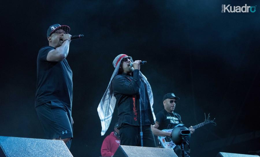 Prophets of rage (por Emilio Sandoval)