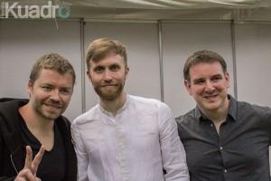 Stryjo Trio por Anette Eklund