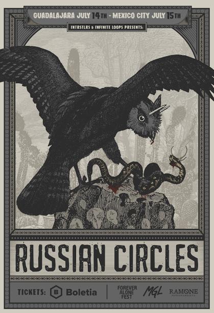 russian circle poster