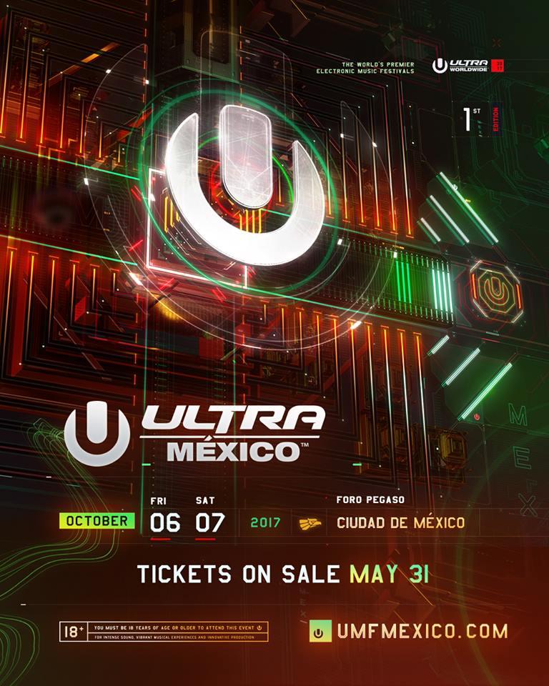 ULTRA MUSIC FESTIVAL 2017 ANUNCIO UNO