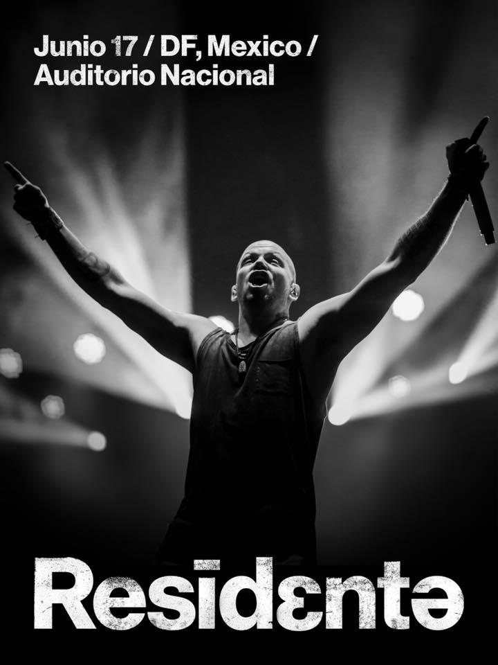 Residente - Auditorio