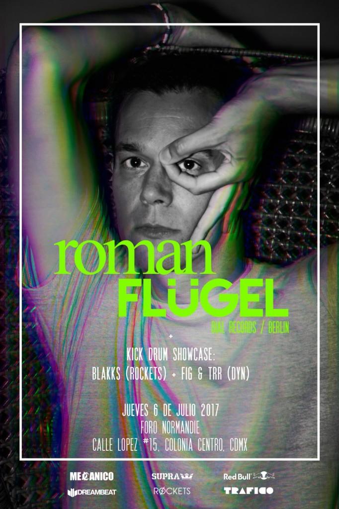 ROMAN FLUGEL FLYER
