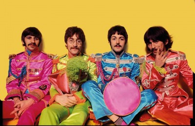 The Beatles - outtake Sgt Pepper's Lonely Hearts Club Band