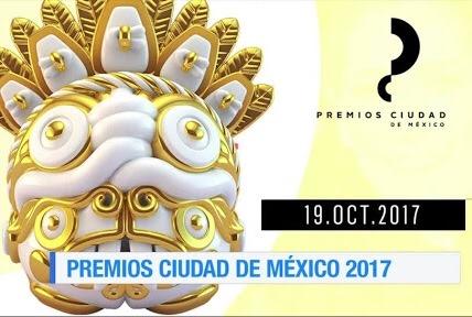 Premios CDMX