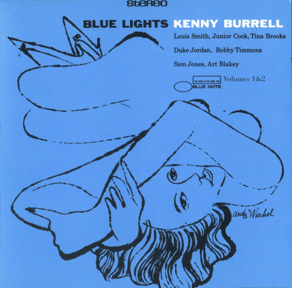 Blue Lights Vol. 1 de Kenny Burrell