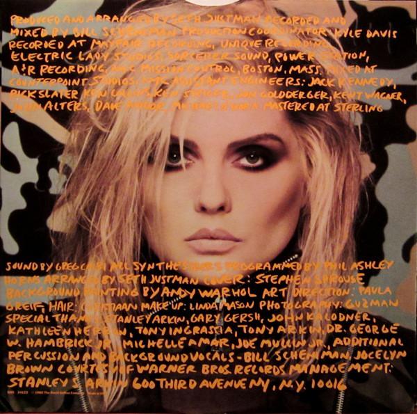 Rockbird de Debbie Harry
