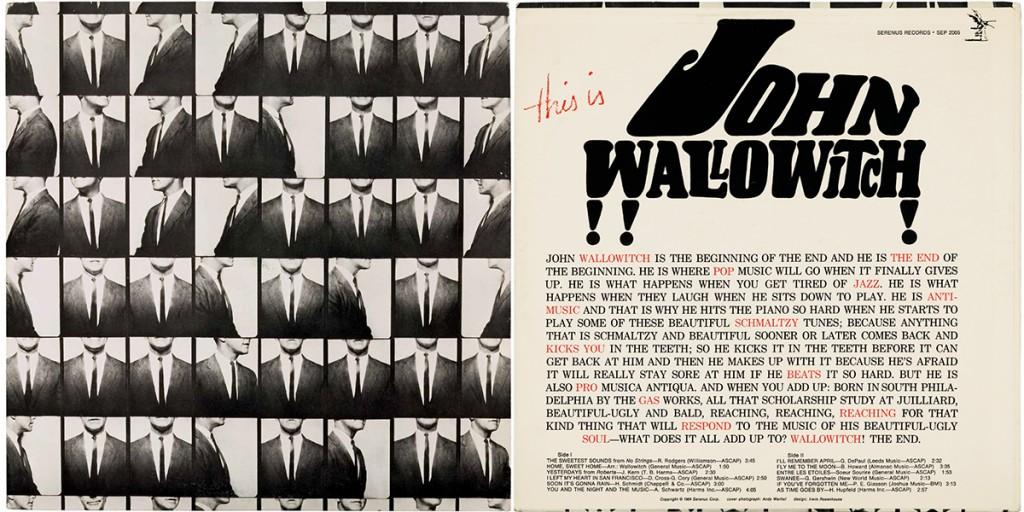 This Is John Wallowitch de John Wallowitch