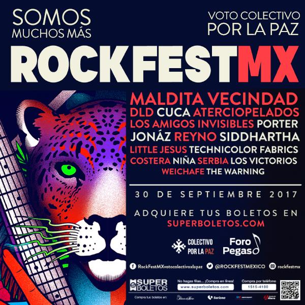 Rock Fest MX