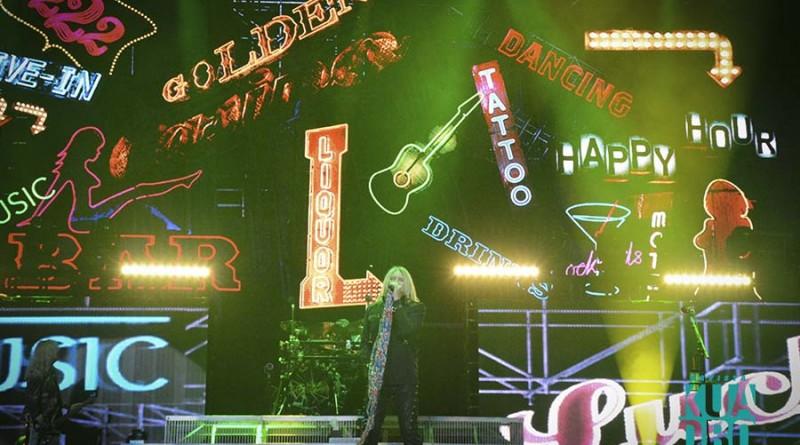 Def Leppard en una noche de Rock N' Roll