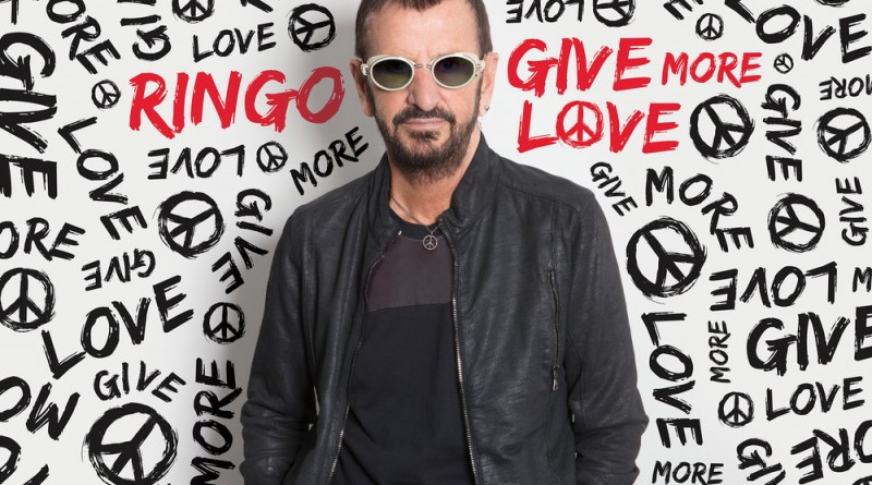 Give me more love - Ringo Starr