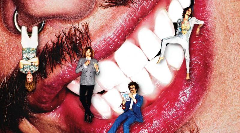 Pinewood Smile y cómo mofarse de la vida con The Darkness imagen