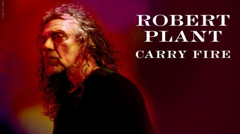 Cary Fire - Robert Plant