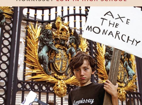 Morrissey portada