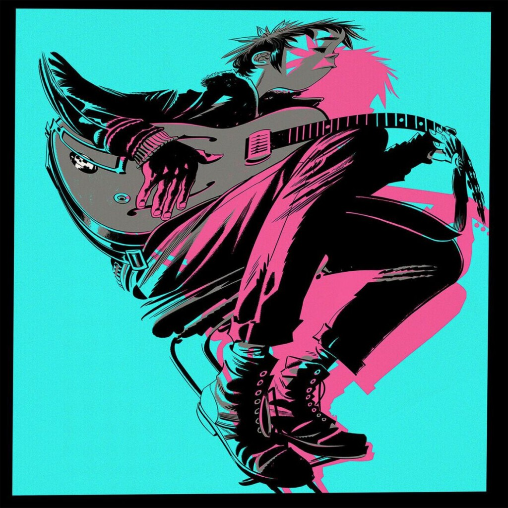the now now gorillaz