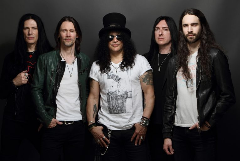 Slash y banda