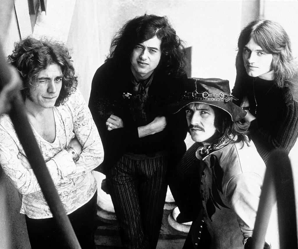 Led Zeppelin header
