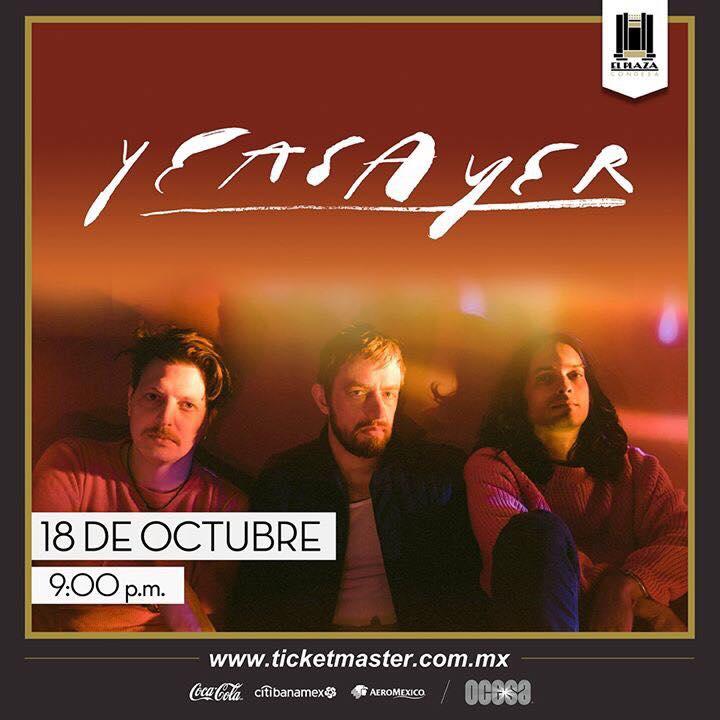 Yeasayer - El Plaza