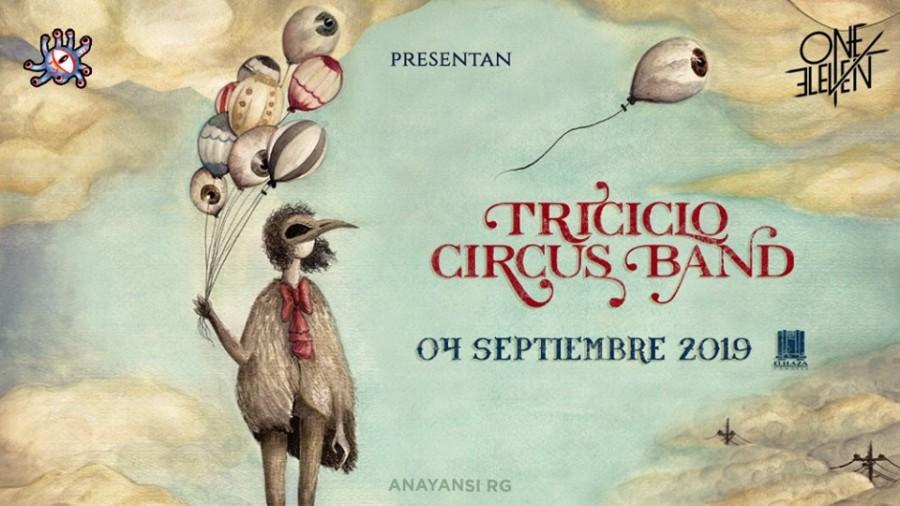Triciclo Circus