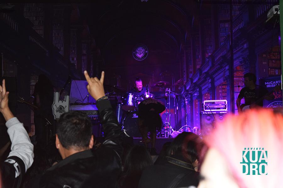 Metal Blade haciendo tributo a Pantera