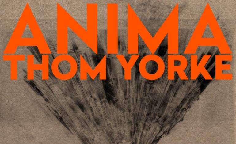 Thom Yorke, Revista Kuadro, México, ANIMA