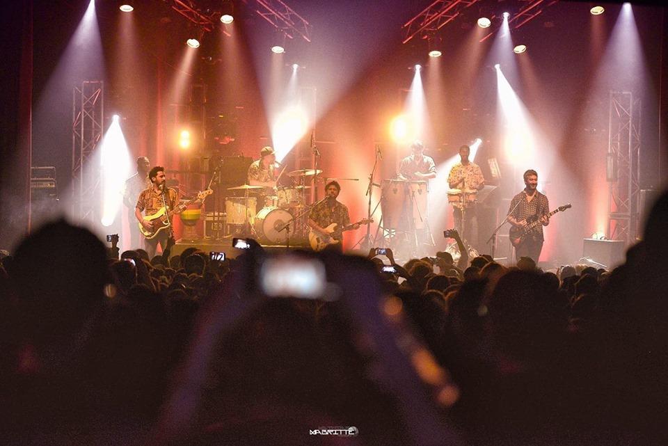 Fotos: Los Espíritus- Facebook Oficial