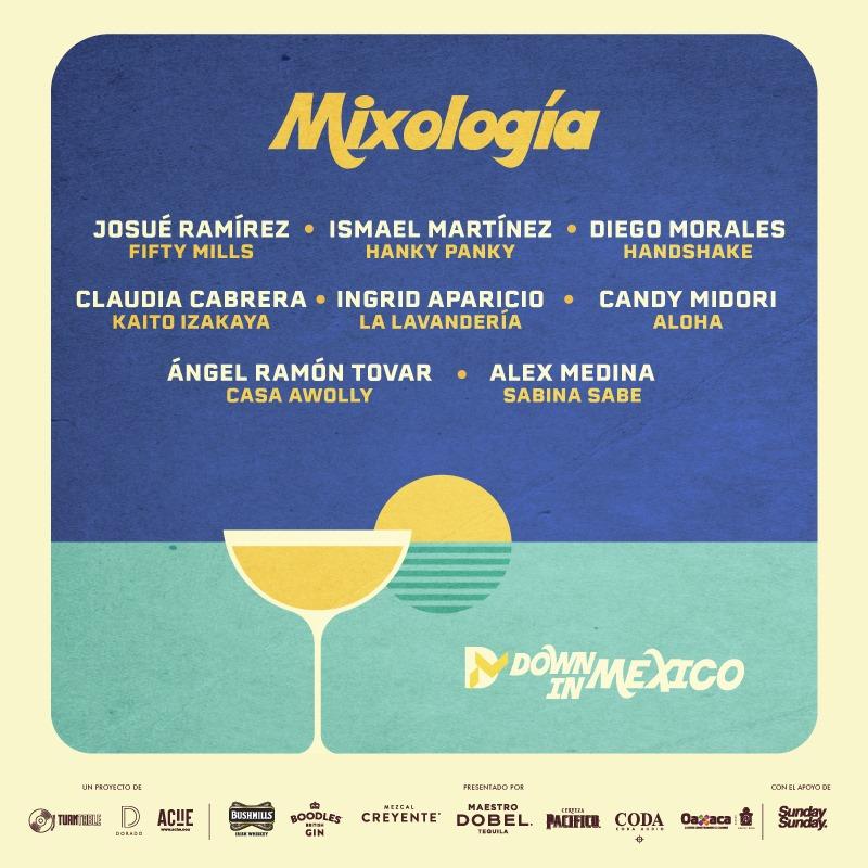 mixología down in mexico