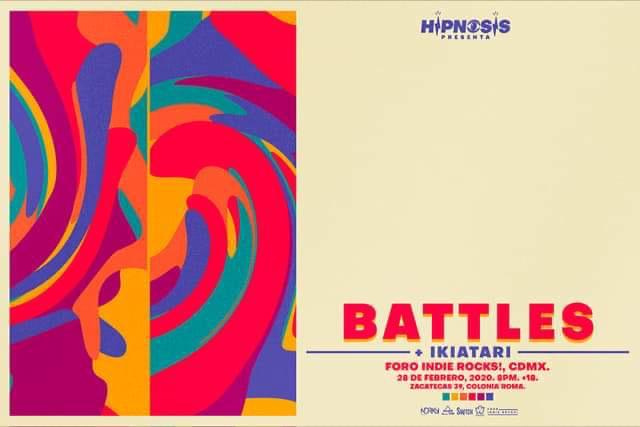 Battles Indie Rocks 2020