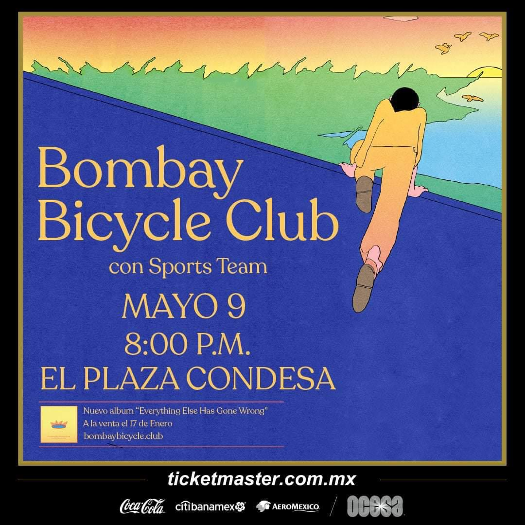 Bombay Bicycle Club 2020