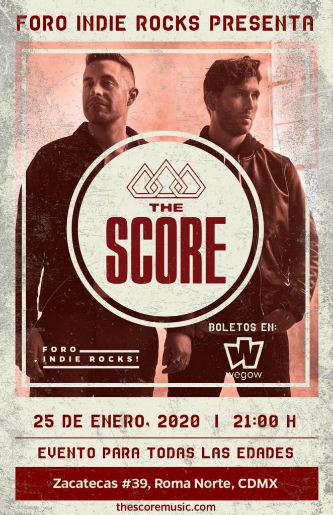 the score 4