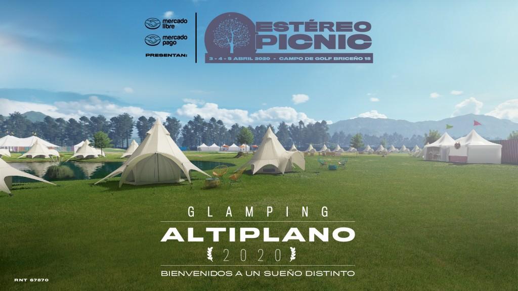 Altiplano ESTEREO PICNIC COLOMBIA