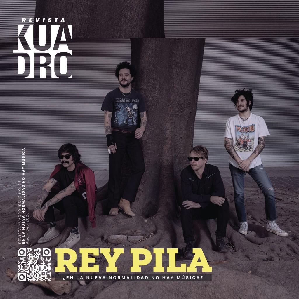 Cover Rey Pila RK35