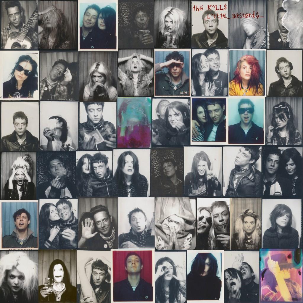 The Kills - Little Bastards - Album Art